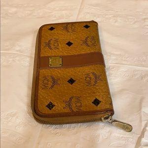 MCM wallet.